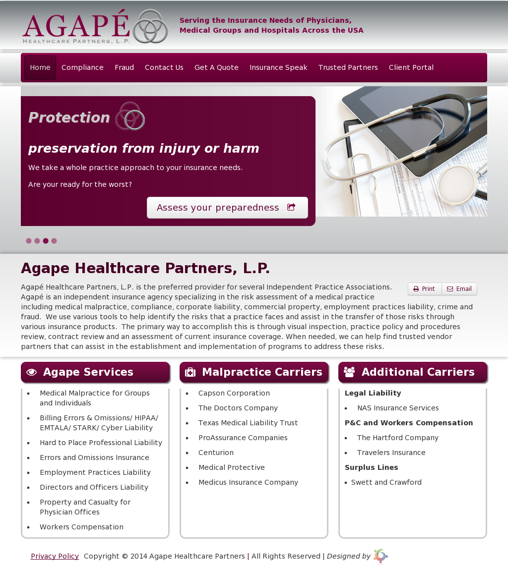 Agape Healthcare Partners Competitors, Revenue and Employees