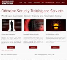 Offensive Security Competitors, Revenue and Employees