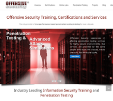 Offensive Security's Latest News, Blogs, Press Releases & Videos