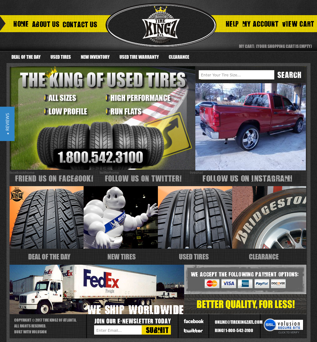 Tire Kingz of Atlanta Competitors, Revenue and Employees - Owler