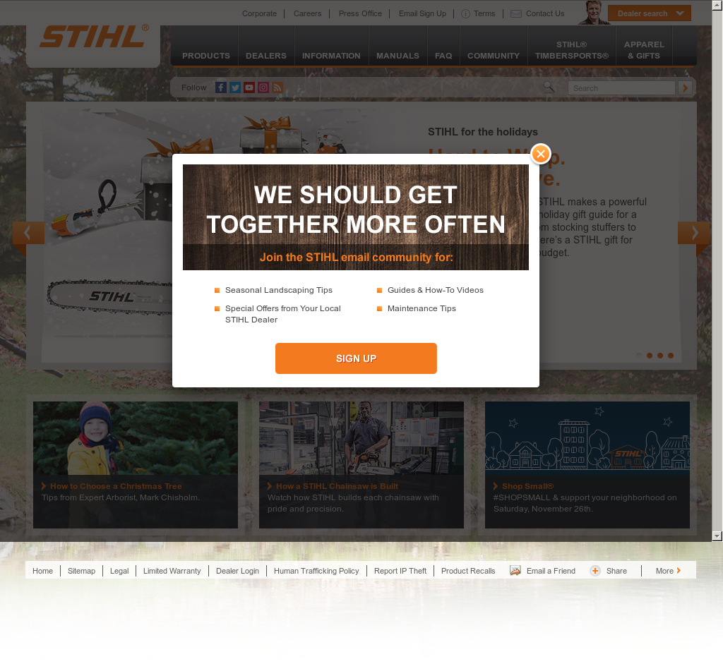 Stihl competitors revenue and employees owler company profile publicscrutiny Images