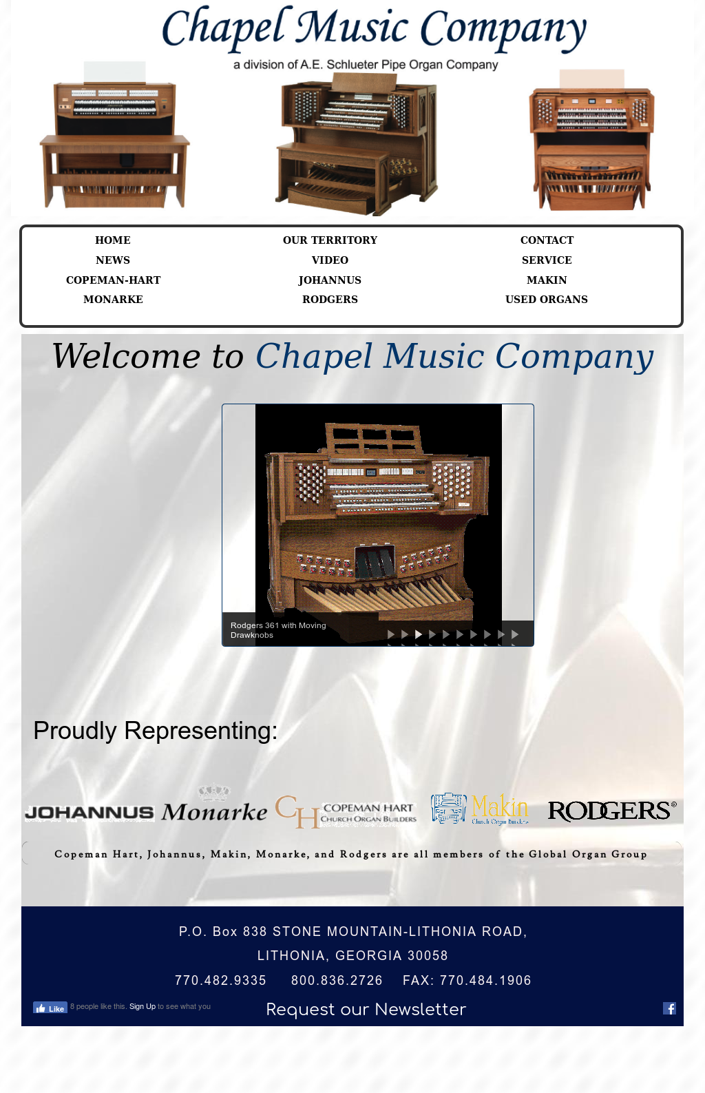 Chapel Music Competitors, Revenue and Employees - Owler