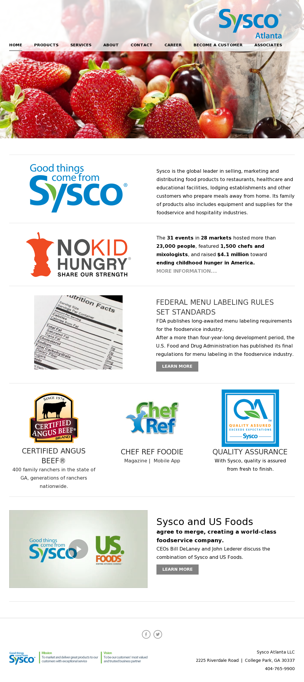 Sysco food services of atlanta - 1 dollar clothing store online