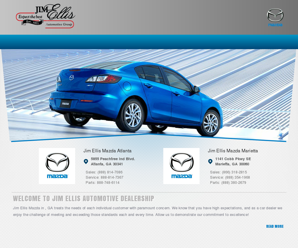 Amazing Jim Ellis Mazda Of Marietta Competitors, Revenue And Employees   Owler  Company Profile