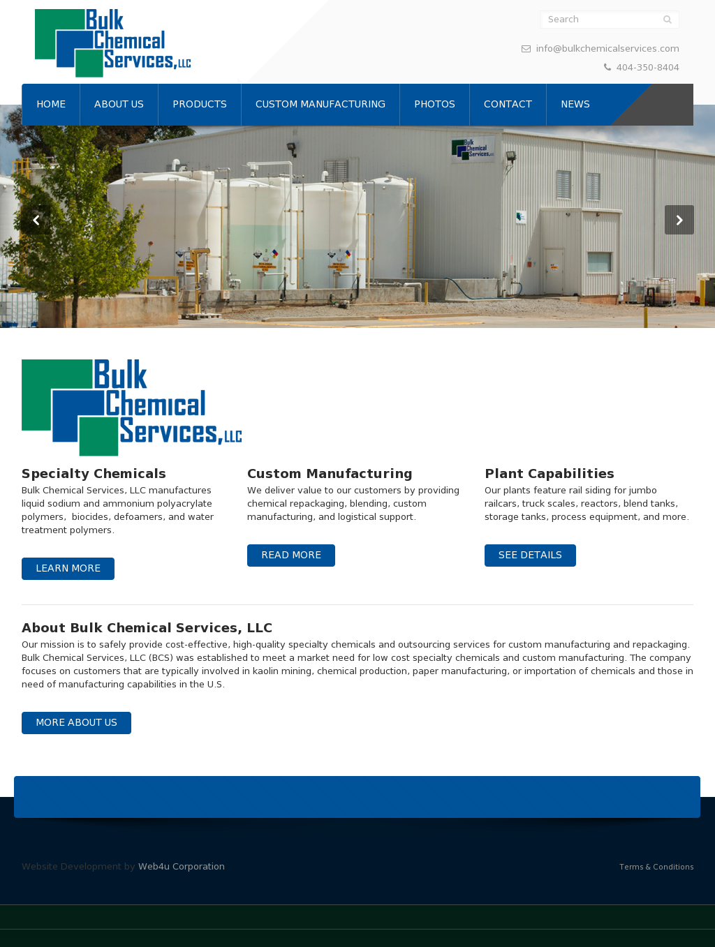 Bulk Chemical Services Competitors, Revenue and Employees