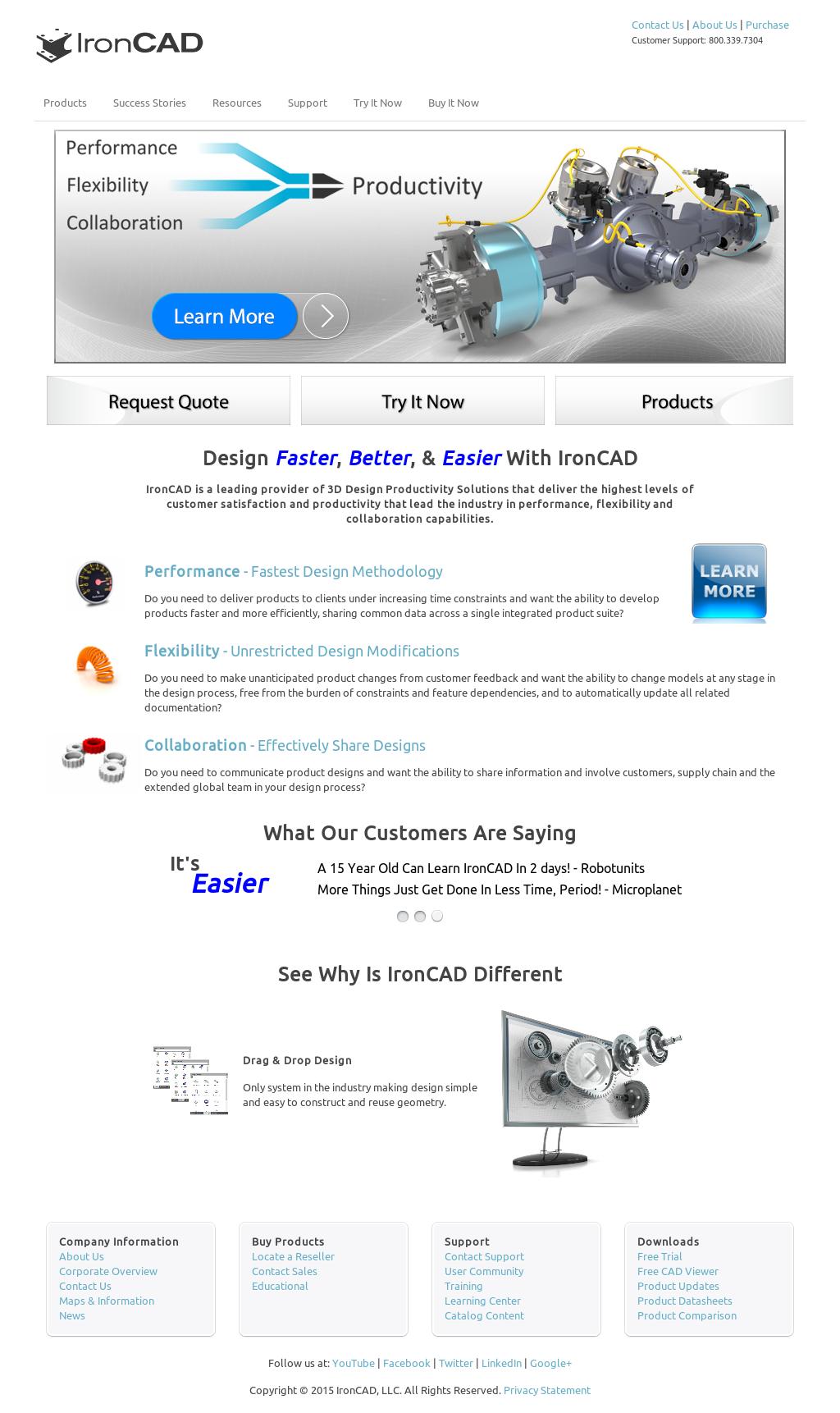 Buy IRONCAD Design Collaboration Suite 2015
