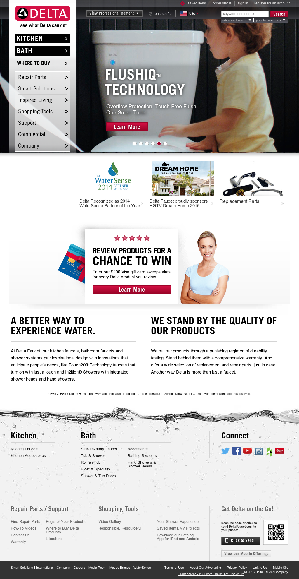 Delta Faucet Competitors, Revenue and Employees - Owler Company Profile
