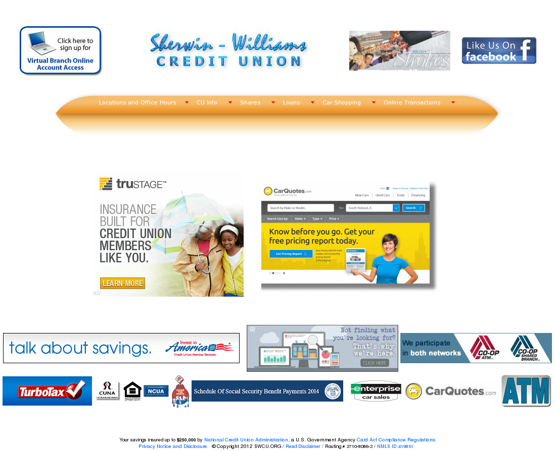 Sherwin Williams Employees Credit Union Competitors Revenue And