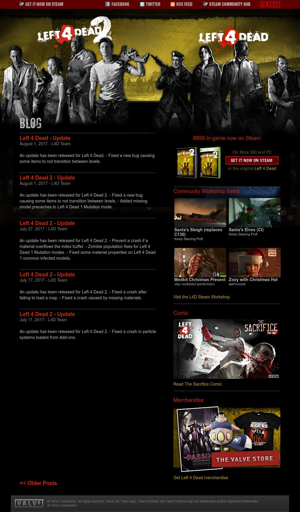 Owler Reports - L4D2: Left 4 Dead survivors join Zombie Army