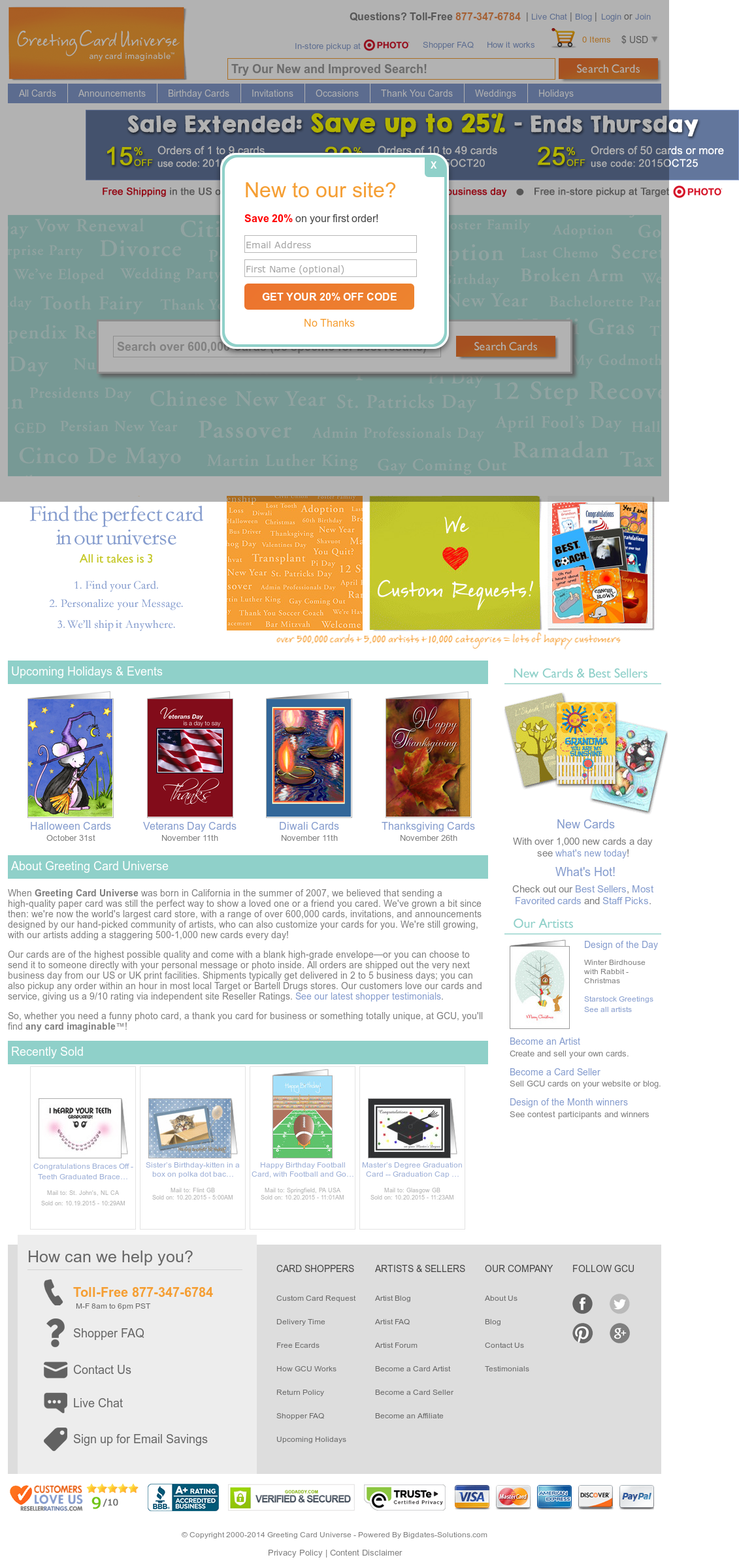 Greeting Card Universe Competitors Revenue And Employees Owler