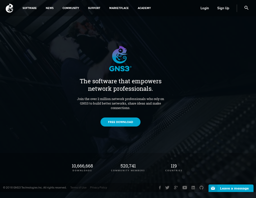 GNS3 Competitors, Revenue and Employees - Owler Company Profile