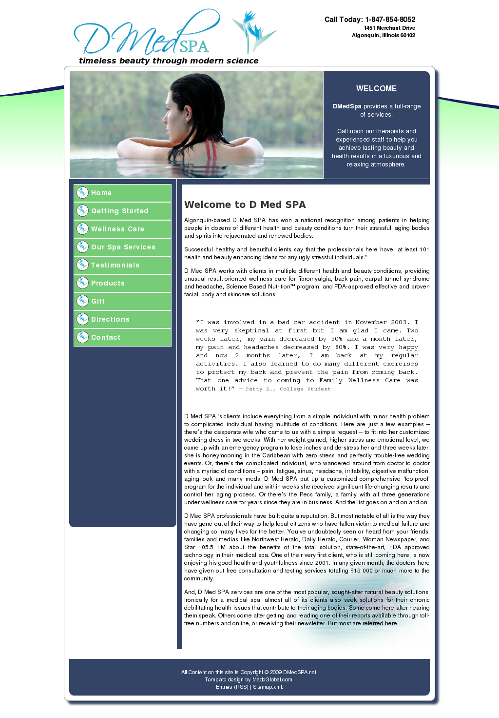 d med spa competitors revenue and employees owler company profile