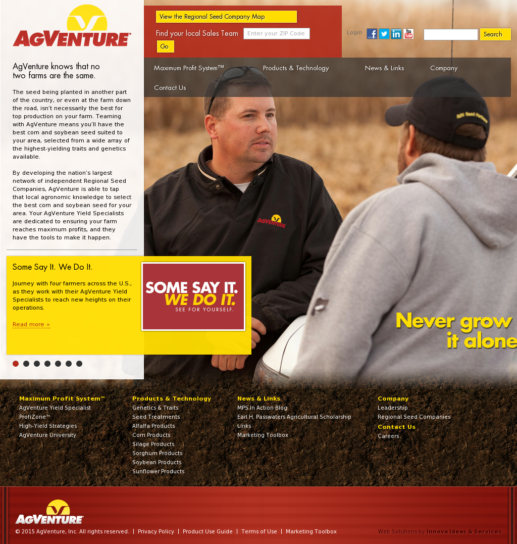 Ag Venture S Competitors Revenue Number Of Employees Funding Acquisitions News Owler Company Profile