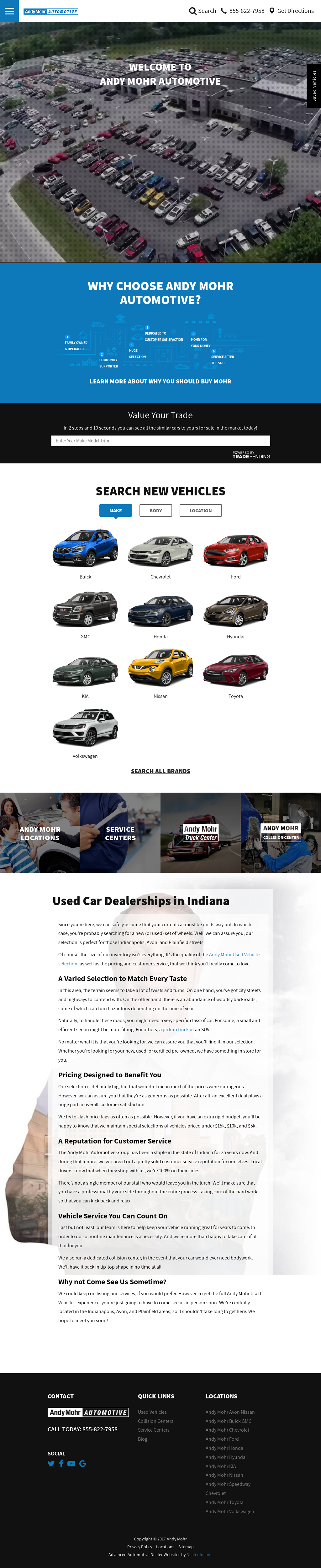 Andy Mohr Nissan | 2019-2020 New Car Reviews