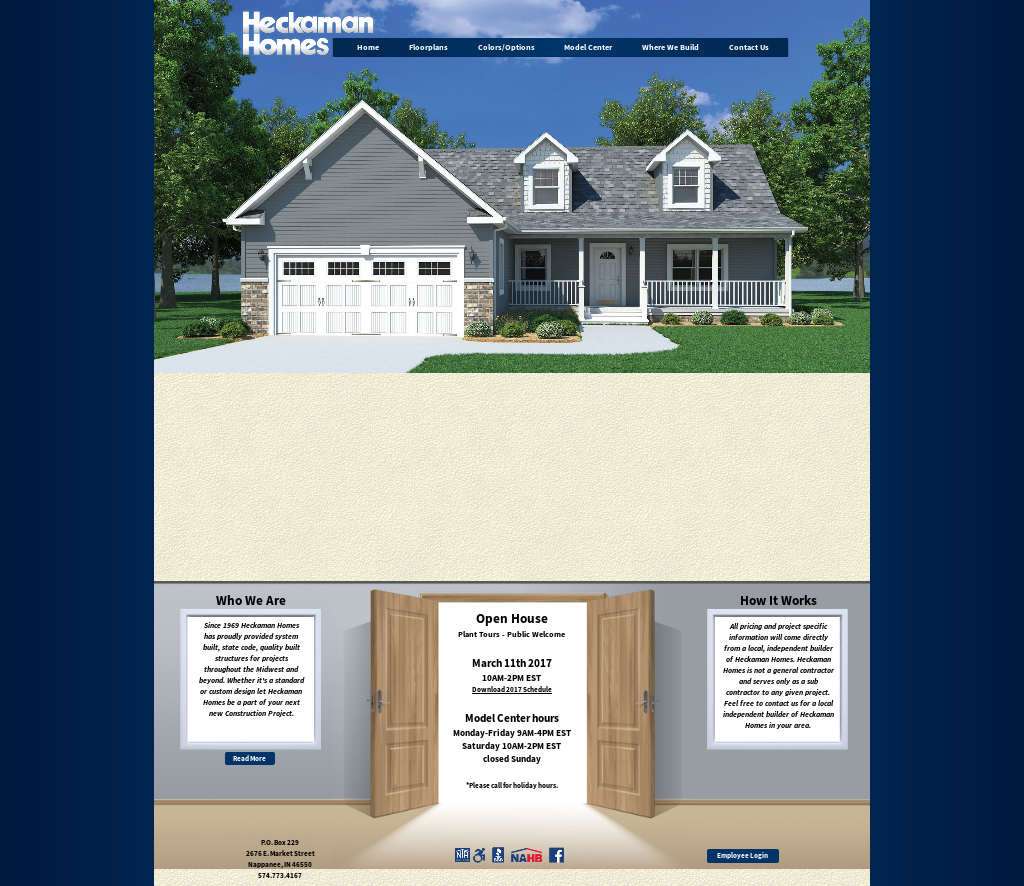 Heckaman Homes Competitors, Revenue and Employees - Owler