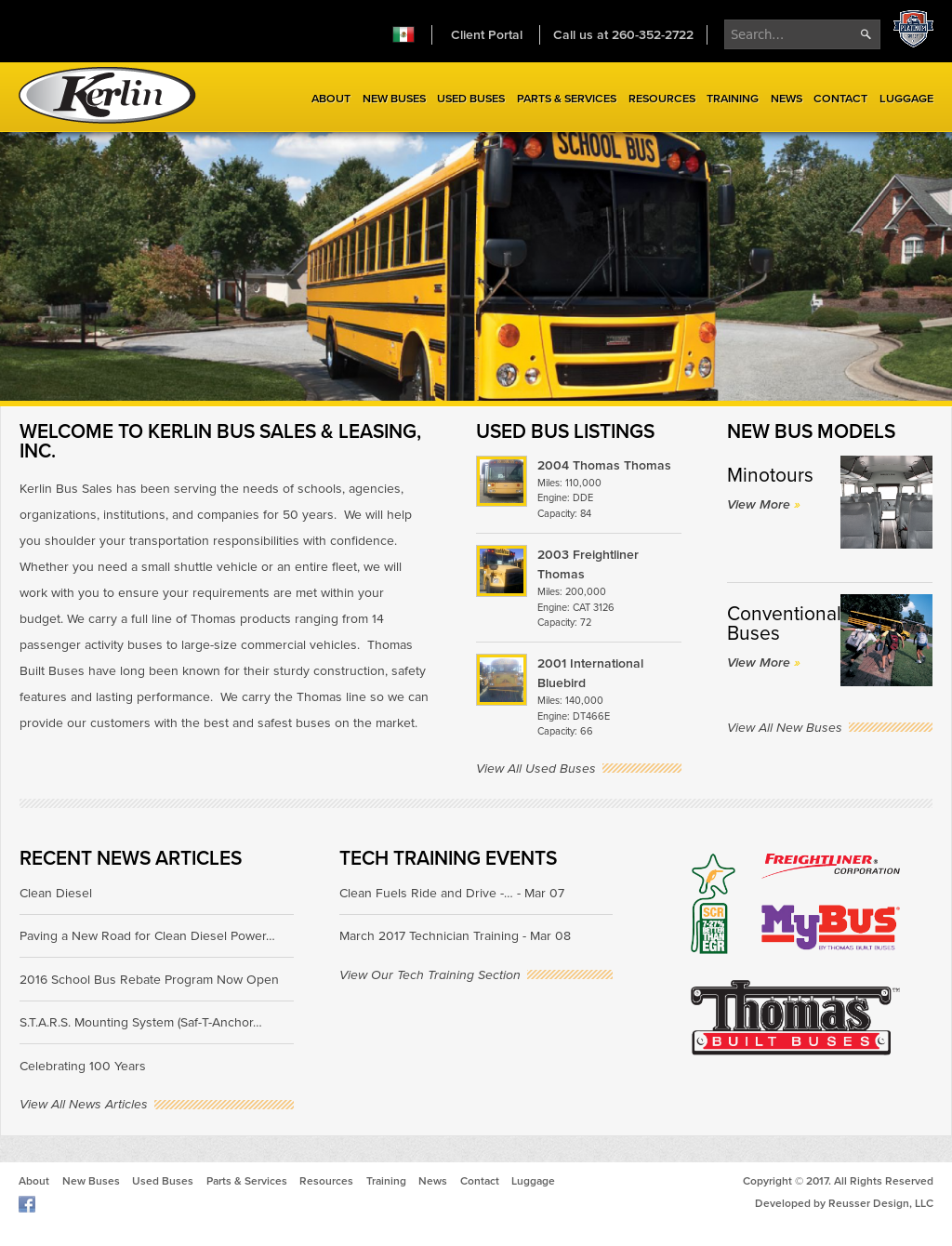 Kerlin Bus Sales & Leasing Competitors, Revenue and