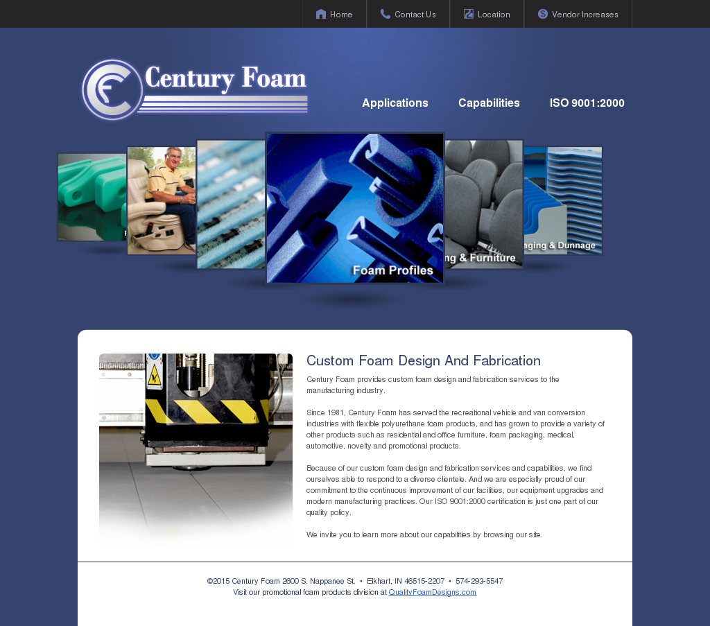 Century Foam Competitors, Revenue and Employees - Owler Company Profile