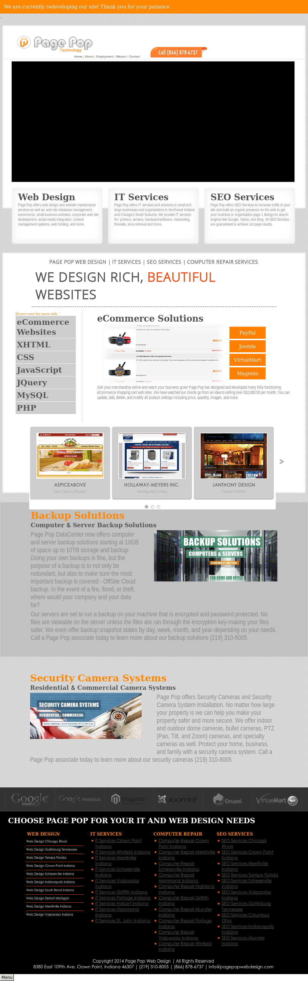 Page Pop Web Design Competitors Revenue And Employees Owler Company Profile