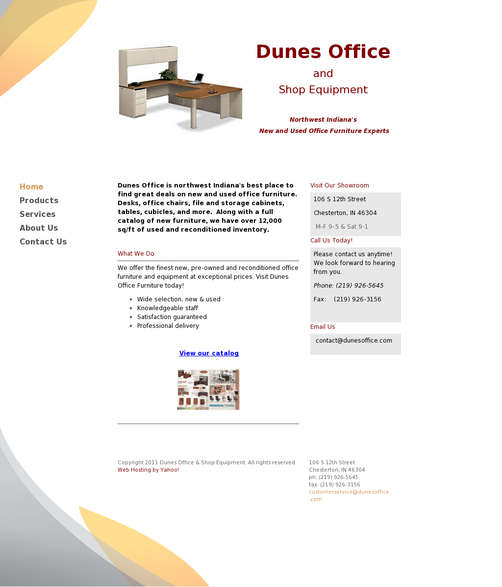 Dunes Office Furniture Compeors Revenue And Employees