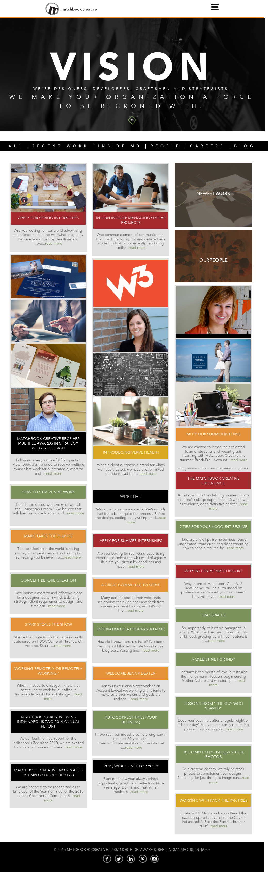 Matchbook Creative Competitors, Revenue and Employees - Owler