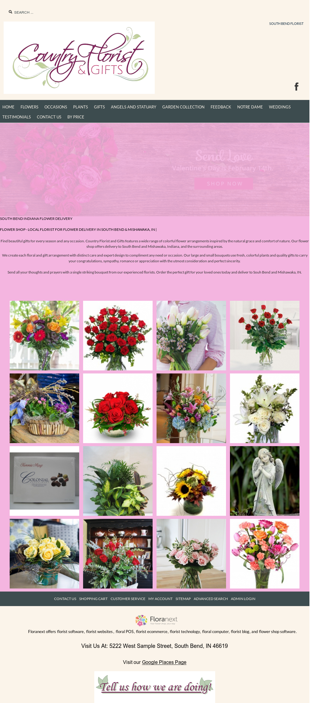 Country Florist & Gifts Competitors, Revenue and Employees - Owler Company Profile