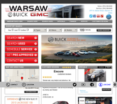 Warsaw Buick Gmc >> Warsaw Buick Gmc Competitors Revenue And Employees Owler Company