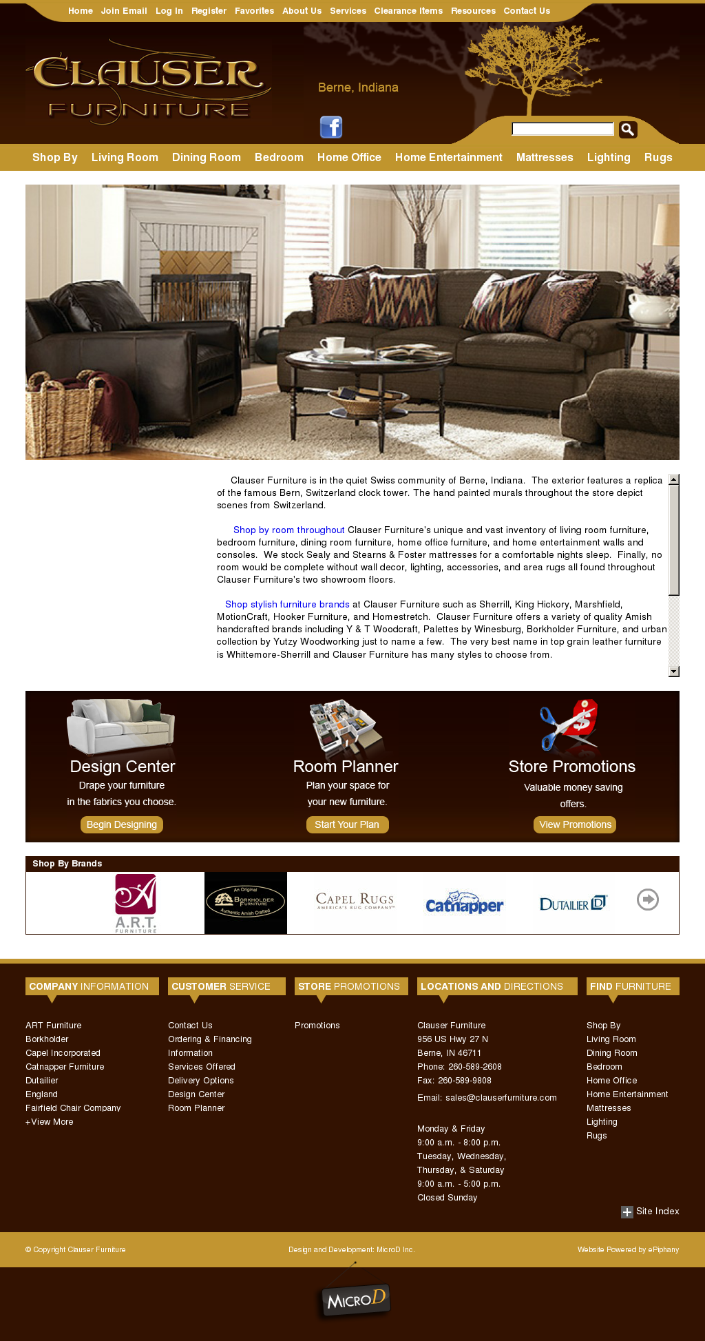Clauser Furniture Competitors, Revenue And Employees   Owler Company Profile