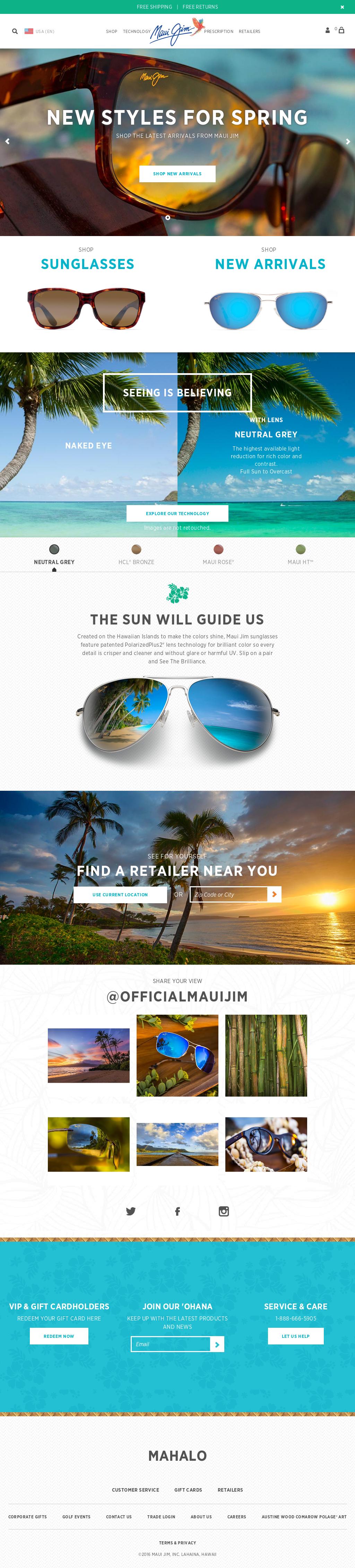 8290a52a69a Maui Jim Competitors, Revenue and Employees - Owler Company Profile