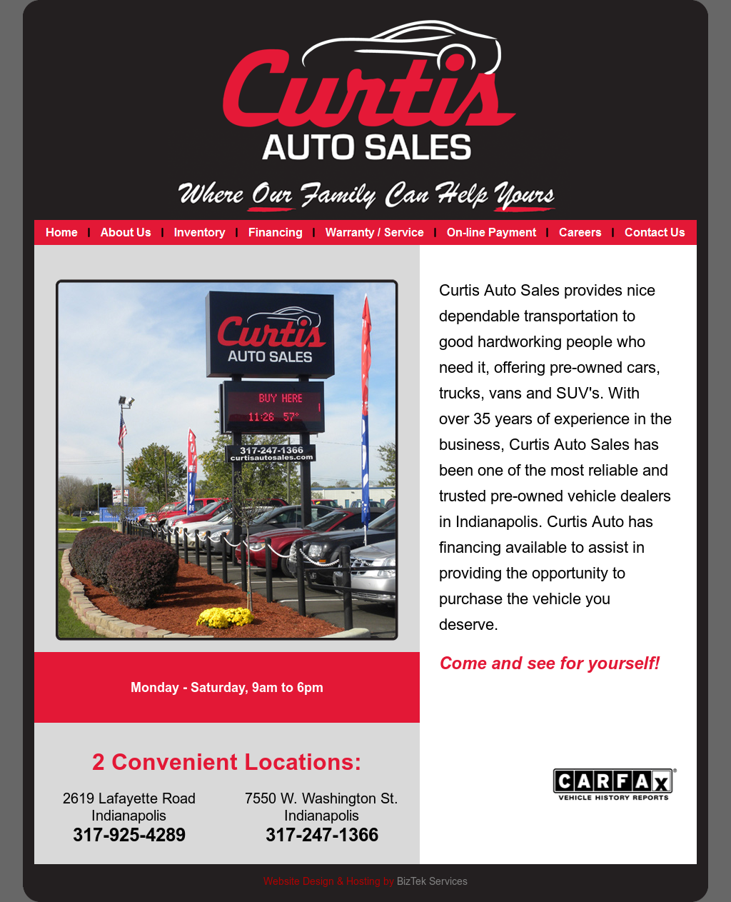 Curtis Auto Sales >> Curtis Auto Sales Competitors Revenue And Employees Owler Company