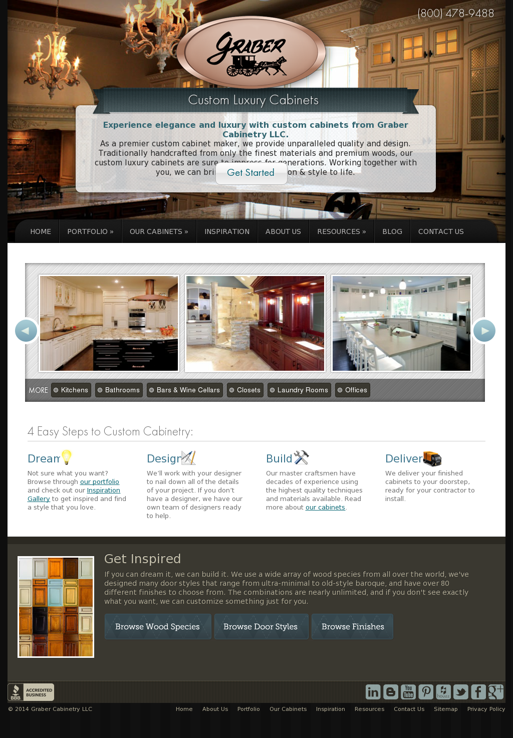 Cabinetsbygraber Competitors, Revenue And Employees   Owler Company Profile