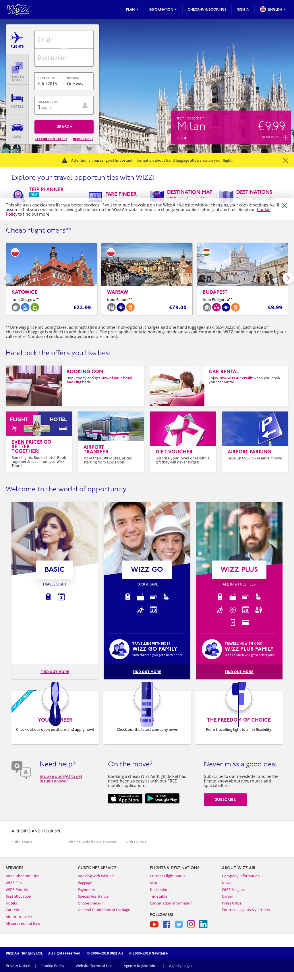 Wizz Air S Competitors Revenue Number Of Employees Funding Acquisitions News Owler Company Profile