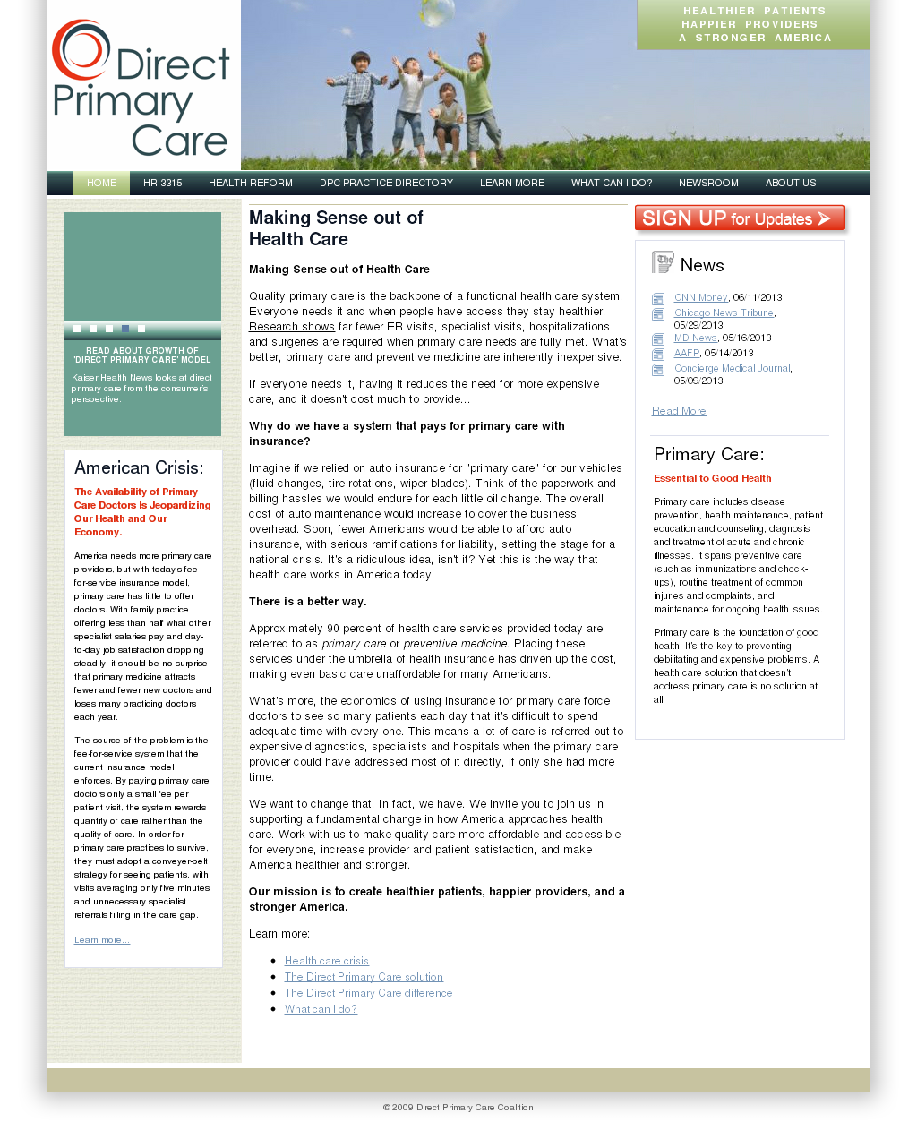 Direct Primary Care Coalition Competitors Revenue And Employees