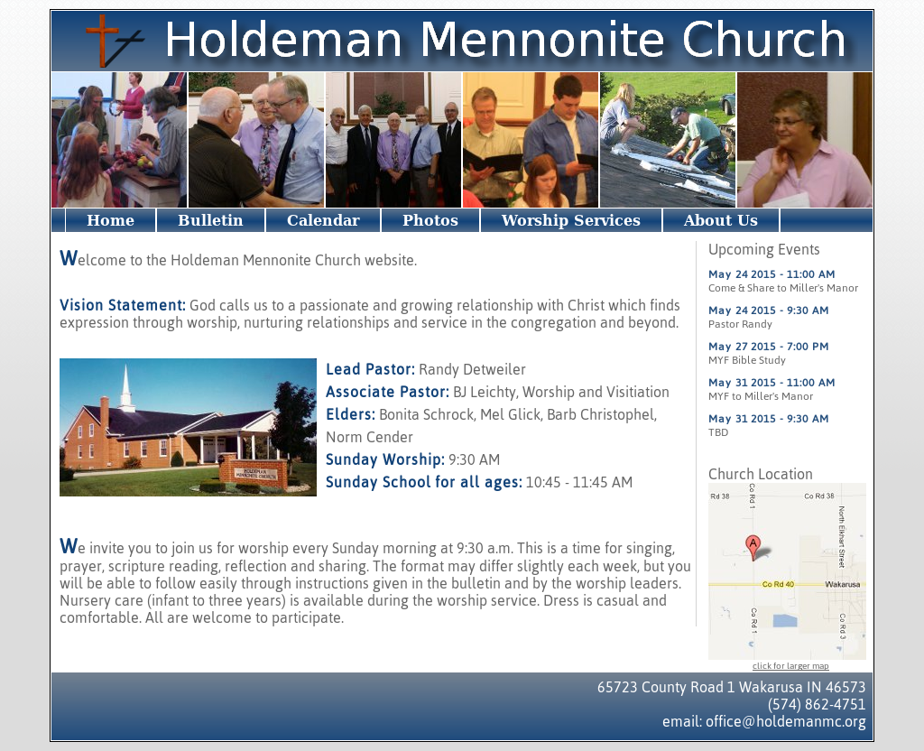 Holdeman Mennonite Church Competitors, Revenue and Employees - Owler
