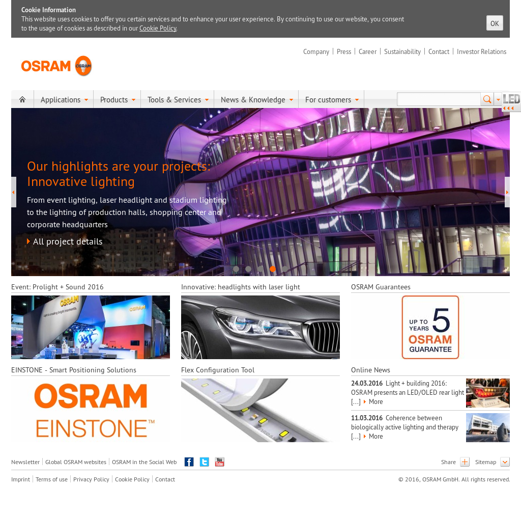OSRAM Competitors, Revenue and Employees - Owler Company Profile