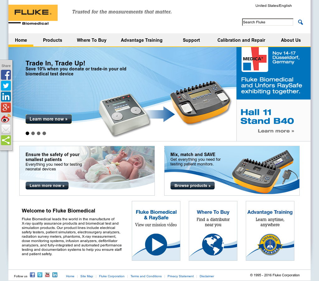 Fluke Biomedical Competitors, Revenue and Employees - Owler Company
