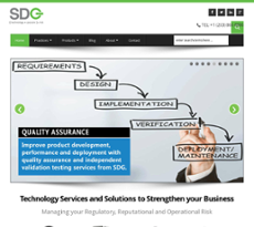 SDG Competitors, Revenue and Employees - Owler Company Profile