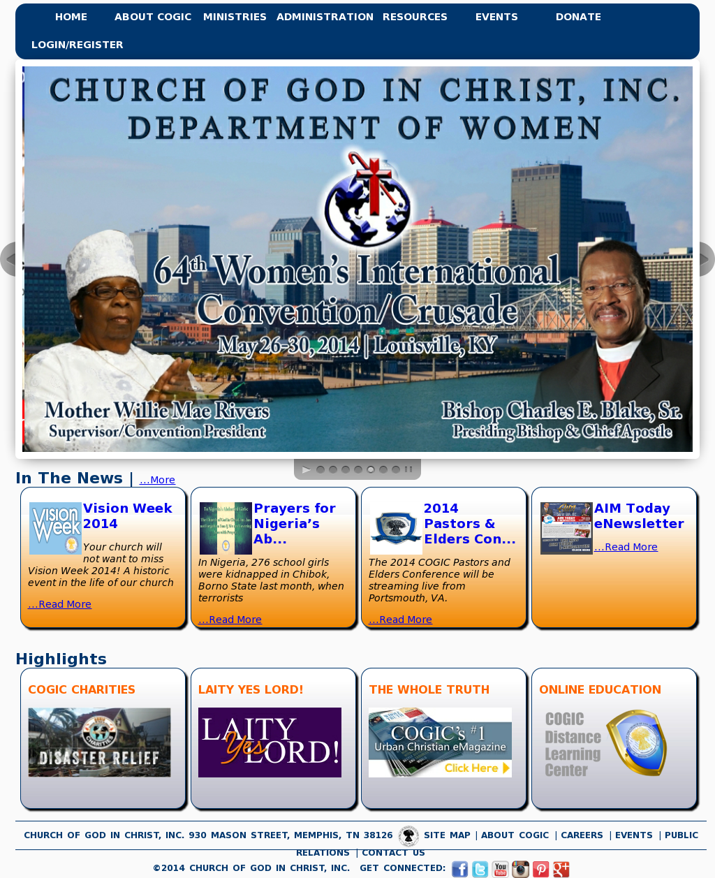 COGIC Competitors, Revenue and Employees - Owler Company Profile