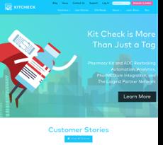 Kit Check website history