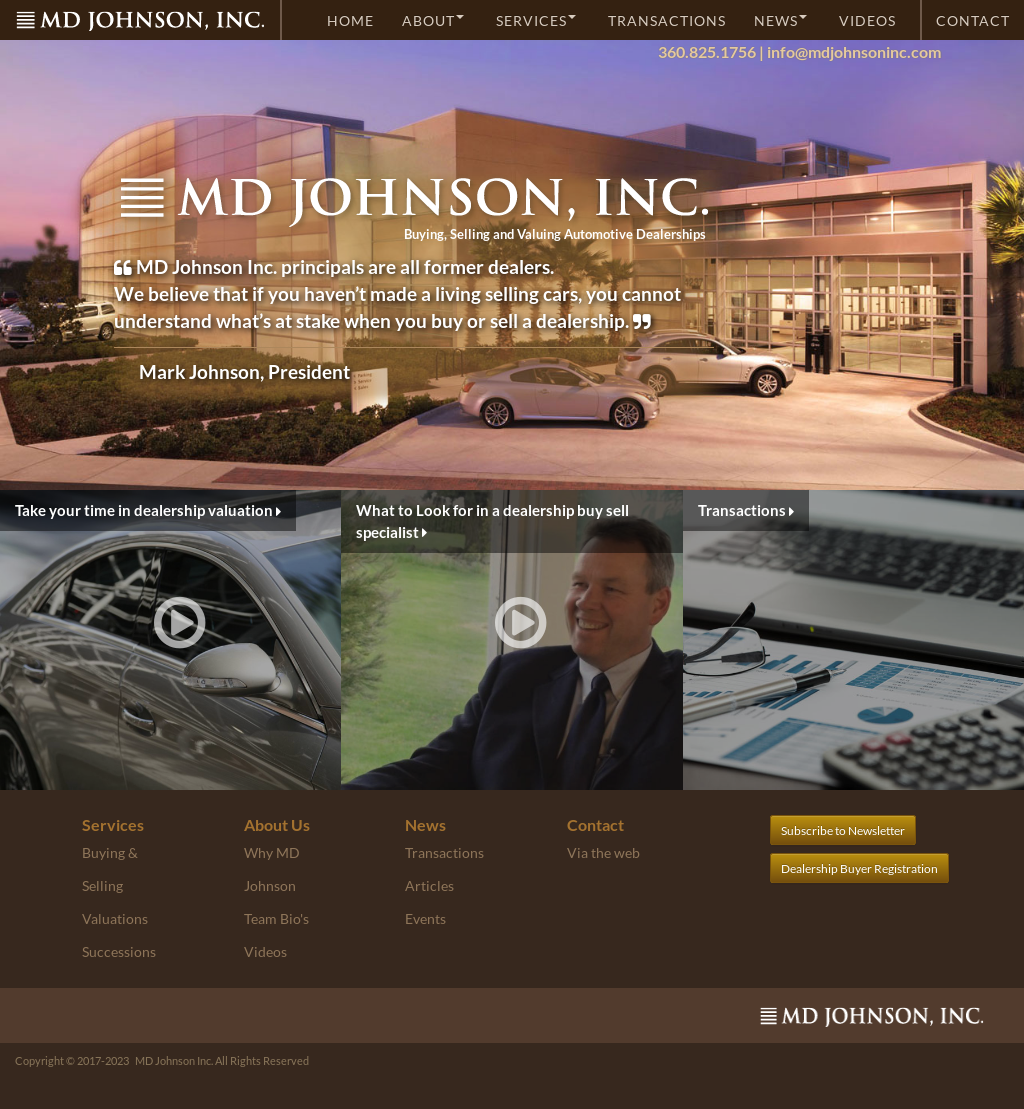Md Johnson Competitors Revenue And Employees Owler