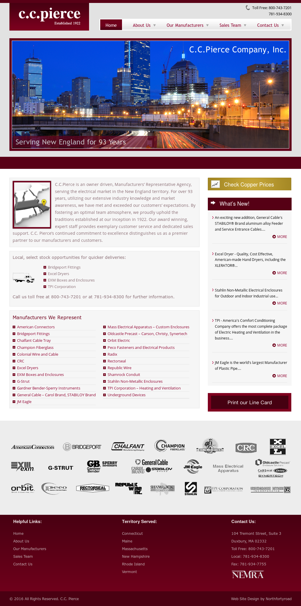C C pierce Competitors, Revenue and Employees - Owler Company Profile