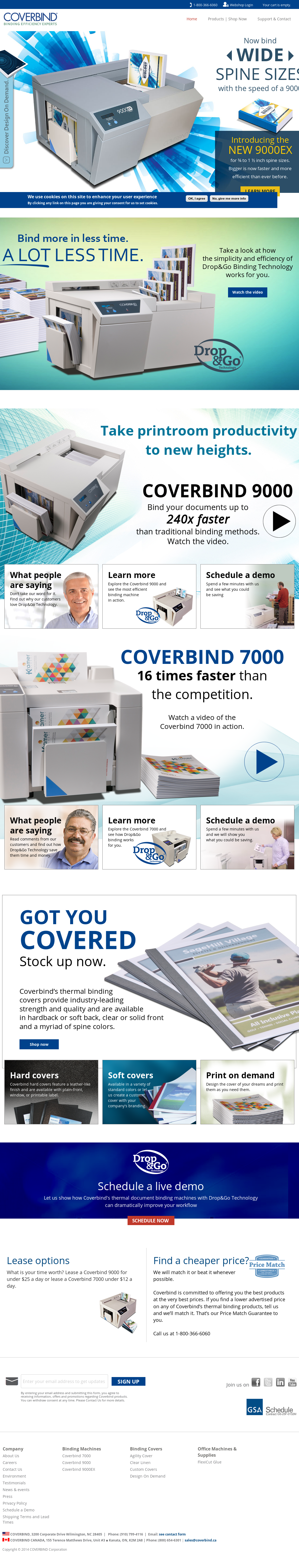 COVERBIND Competitors, Revenue and Employees - Owler Company Profile