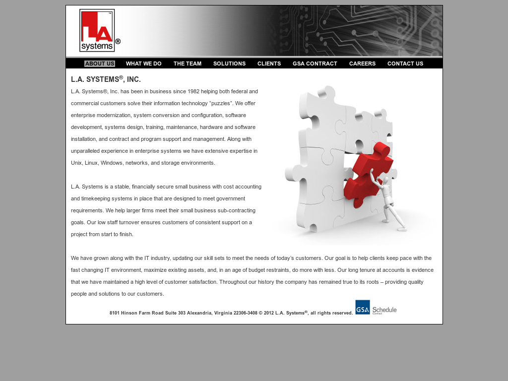 L A Systems Competitors Revenue And Employees Owler Company Profile