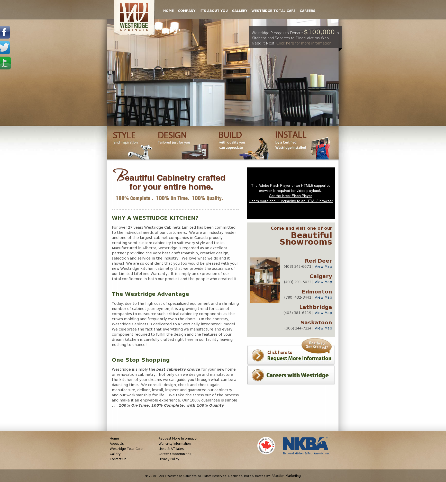 Westridge Cabinets Competitors, Revenue And Employees   Owler Company  Profile