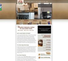 Westridge Cabinets Website History