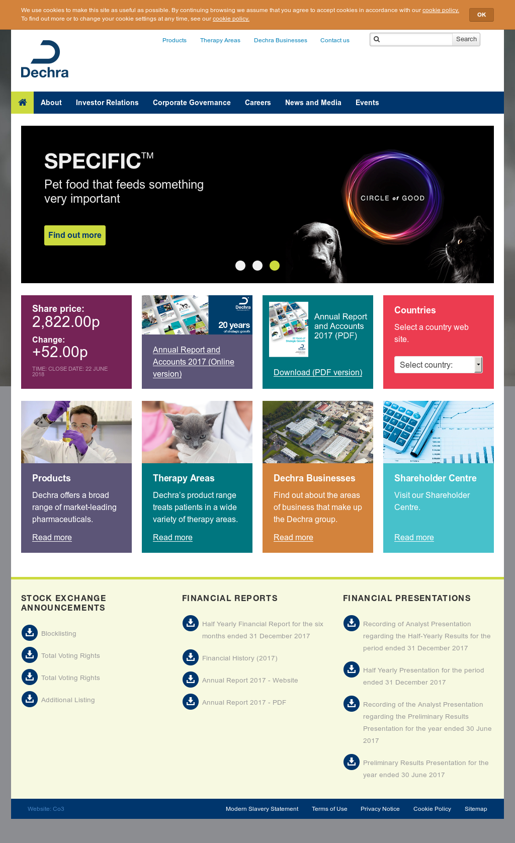 Dechra Competitors, Revenue and Employees - Owler Company