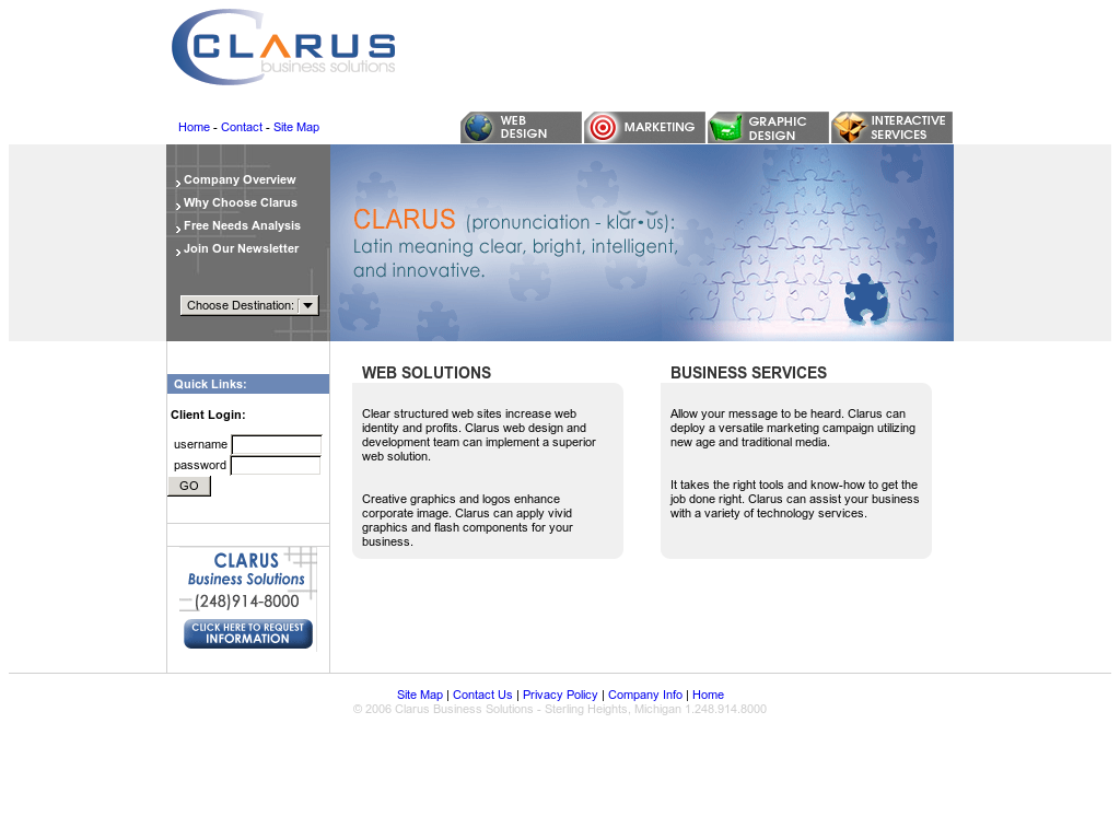 Clarus Business Solutions Competitors, Revenue and Employees