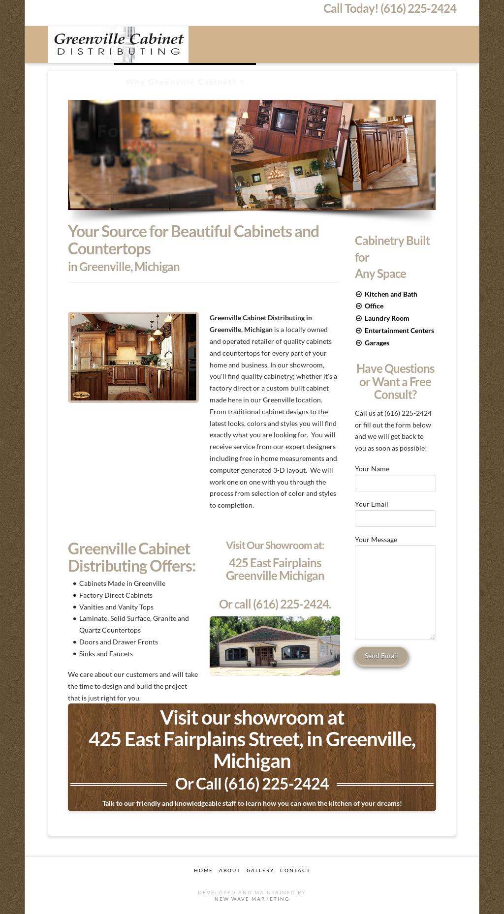 Greenville Cabinet Distributing Competitors, Revenue And ...