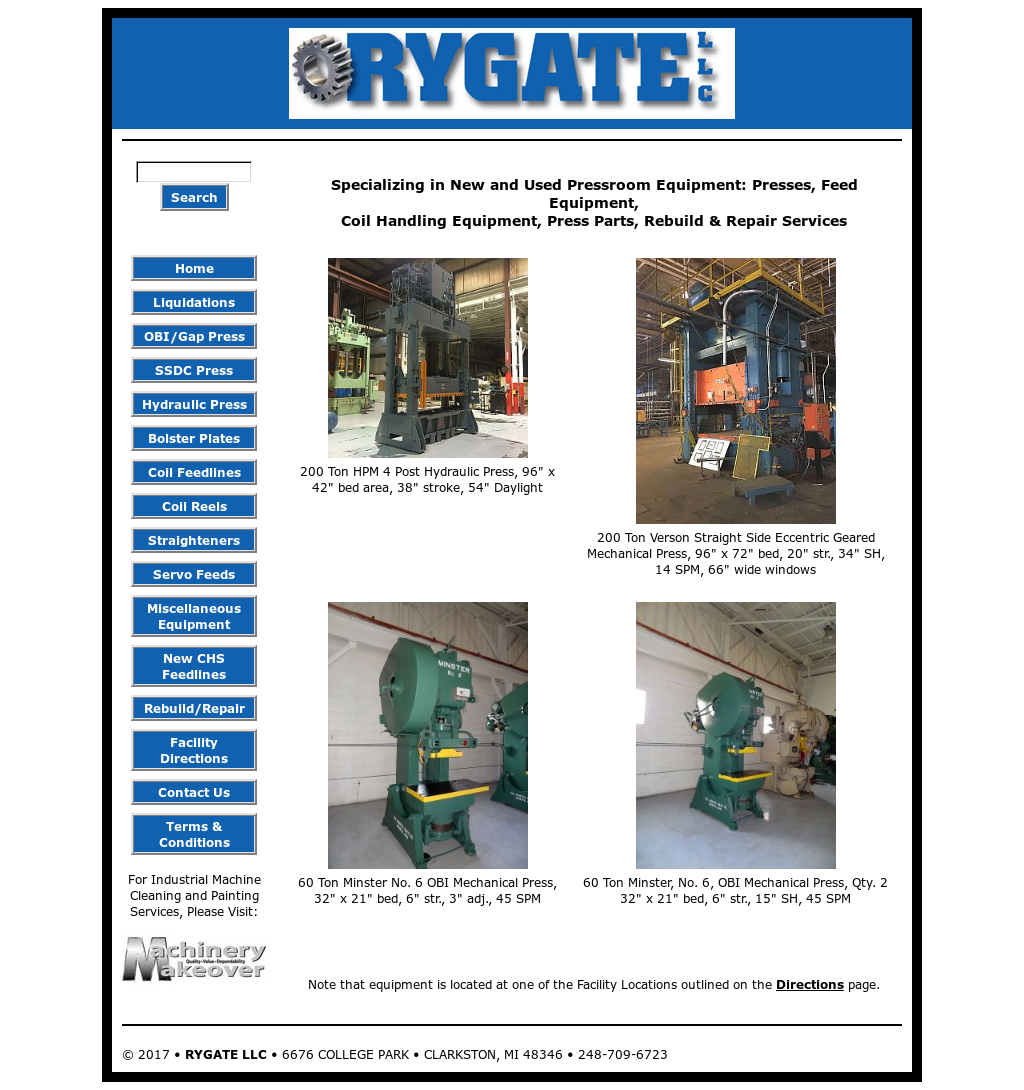 Rygate Competitors, Revenue and Employees - Owler Company