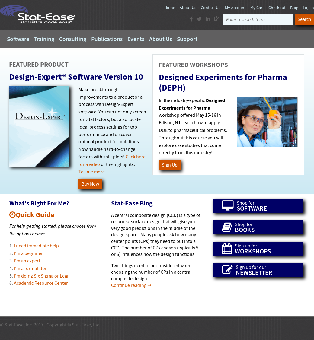 Stat Ease Competitors Revenue And Employees Owler Company Profile