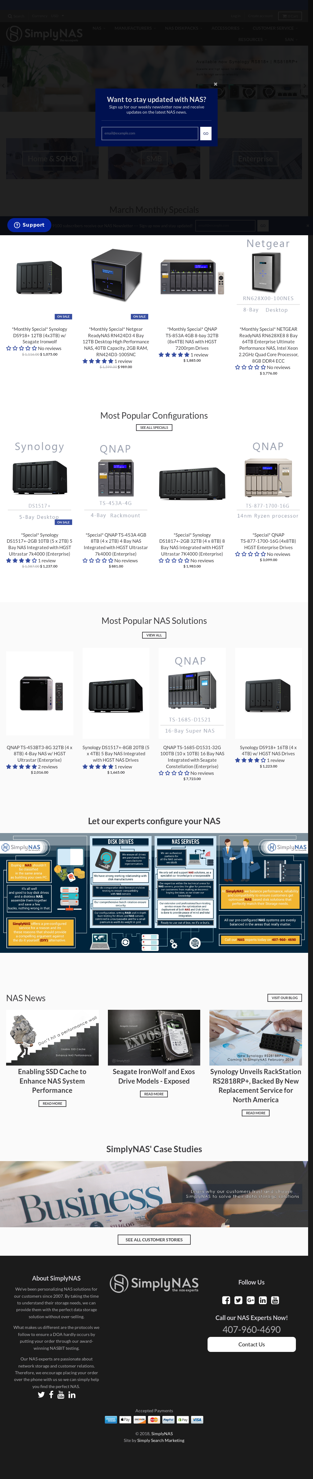 Owler Reports - Press Release: SimplyNAS : QNAP TS-853PRO